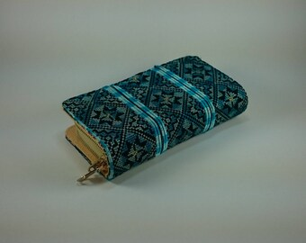 Lady Wallet (purse) - Turquoise