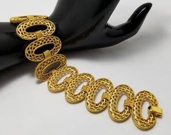 TRIFARI Openwork Oval Bracelet