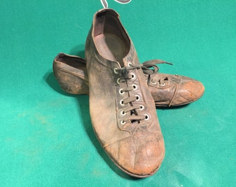 Early 1900's Baseball Cleats