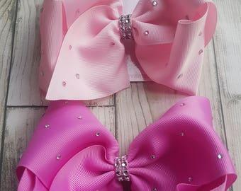 Large Boutique Bow, Hair Clip