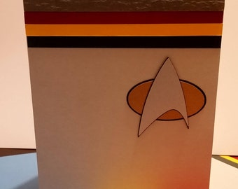 Star Trek: TNG Wesley Crusher Card