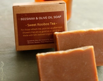 Sweet Rooibos Tea natural soap