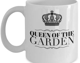 Gift Coffee Mug for Gardening Women