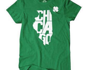 CHICAGO, ILLINOIS | Stately City St. Patrick's Day Collection
