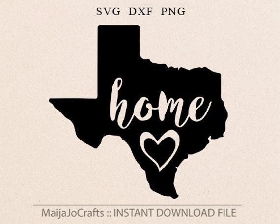 Texas Svg File State Svg Love Texas Cricut File Silhouette