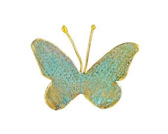 Greek Bronze Ring 'Petalouda' the Butterfly by Ilios, Greek Ring, Greek Jewelry, Greek Wedding Jewelry, Greek Goddess, Grecian Jewelry