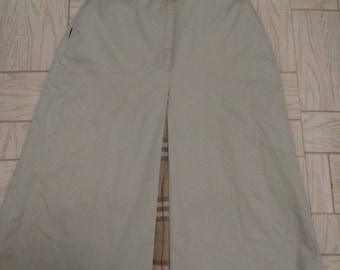 Vintage Burberrys Skirt S