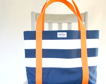 PDF Download sewing pattern Easy Sew Market Tote reusable tote
