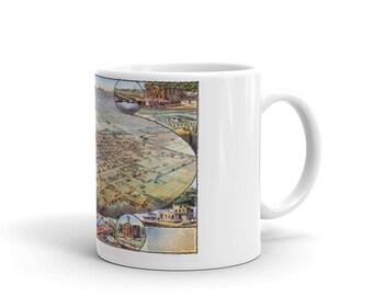 Coffee Mug - Phoenix Arizona 1885