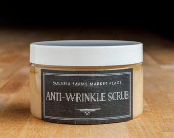 Anti Wrinkle Scrub