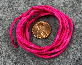 Hand-Dyed Silk 2mm Cord #18