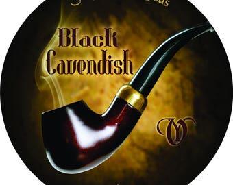 Black Cavendish Shaving Soap 4.oz