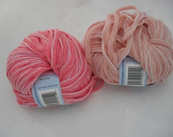 2 skeins Lily Chin Signature Collection Harlem  yarn