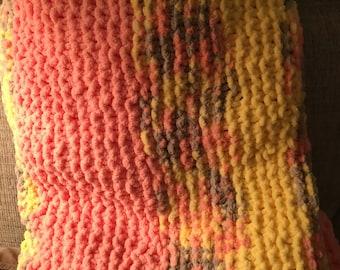 Blanket, Baby Blanket, Girl Blanket, Boy Blanket, Gender Neutral Blanket, Tummy Time Blanket