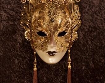 Venetian Mask | Fortitudo