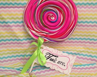 Fake Lollipop - Bright colors