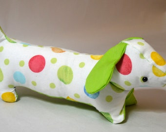 Stuffed Dog Plush