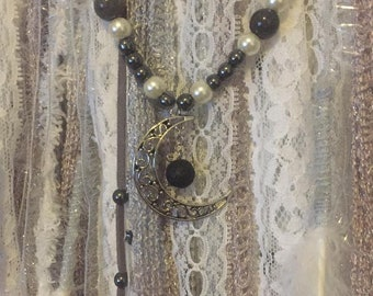 Hematite Dream Catcher