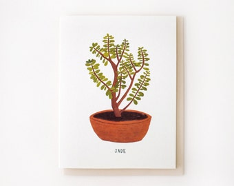 Jade Card