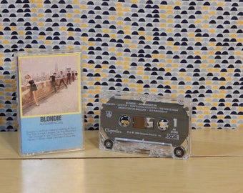 Blondie - AUTOAMERICAN - Cassette tape