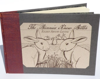 The Bunnies Knew Better, Handmade Edition of 20