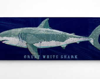 Great White Shark Decor