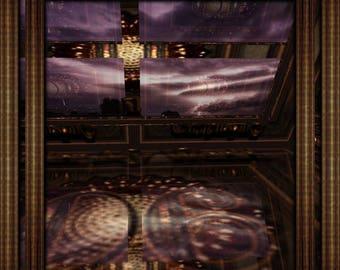 HORIZON room mesh for IMVU  game site