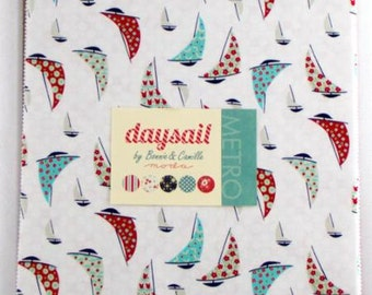 Daysail Layer Cake - Bonnie and Camille - Moda- Layer Cake- IN STOCK