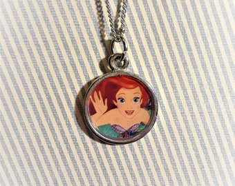 16mm Ariel waving necklace