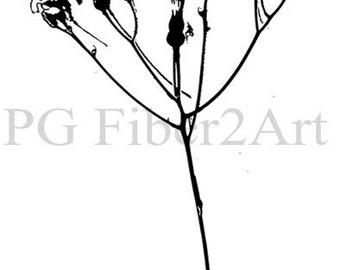 Thermofax Screen Merrymount Wildflower
