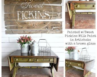 Artichoke - Sweet Pickins Milk Paint Clearance