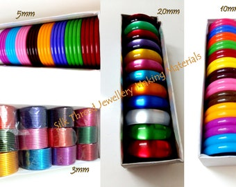 Bangles Base Moulds - Base Material - For Jewelry Making