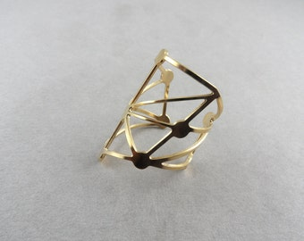 star ring space jewelry space ring adjustable ring connect the dots ring constellation ring celestial ring