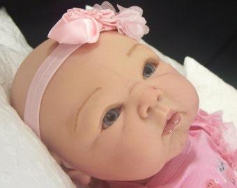 Paris Adrie Stoete Custom Reborn Doll Little Darlins Nursery Rita Meese artist