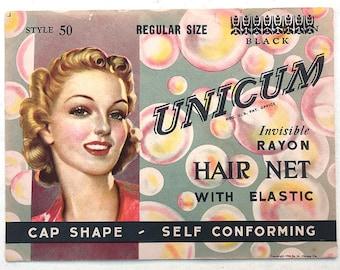 40's Unicom Hair Net