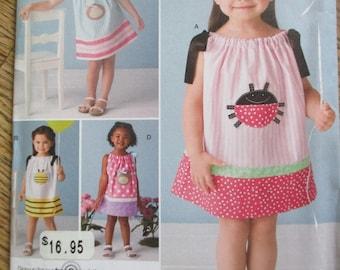 Toddler Sundress Pattern