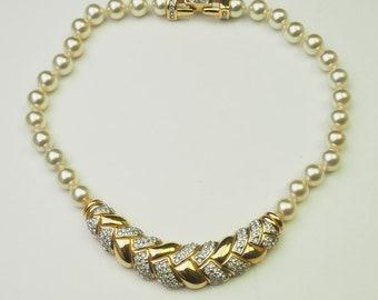 Swarovski Signature Necklace 8420
