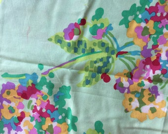 Amy Butler Water Bouquet Green Love Collection Fat Quarter Quilt Fabric Sewing Fabric Retro