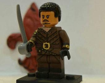 Porthos Custom Lego Minifigure