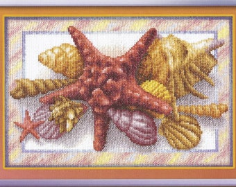 Cross Stitch Kit Starfish
