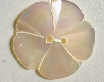 Vintage Shell Buttons in a Choice of Styles for Sewing and Crafts