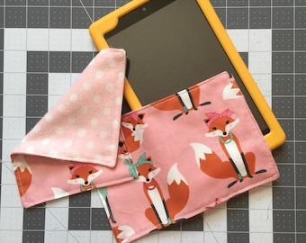 Nerd Cloths - Cleaning Cloths -Nerdy Fox