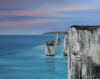 The Pinnacles. Signed Ltd Edition Fine Art Print by Rob Parkinson.