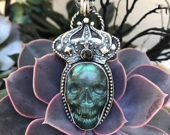 The King Of The Dead Necklace