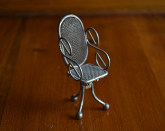 Chair Tiny Wire