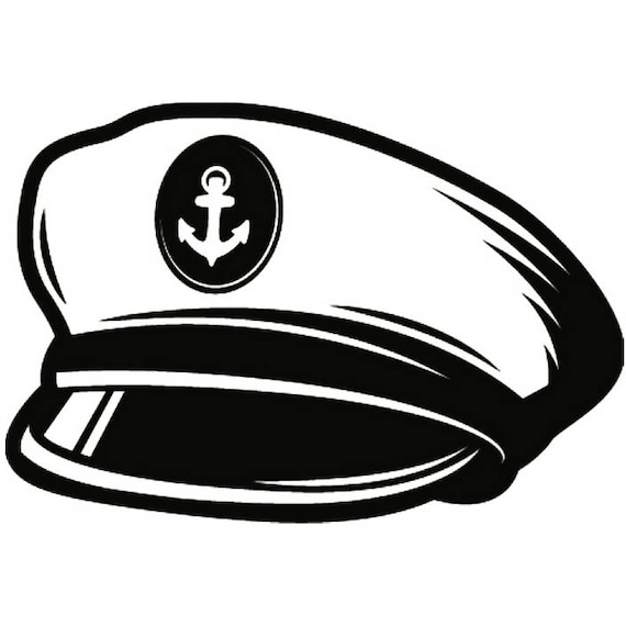 Captain Hat 4 Naval Navy Ship Boat Cap Uniform Clothes Outfit