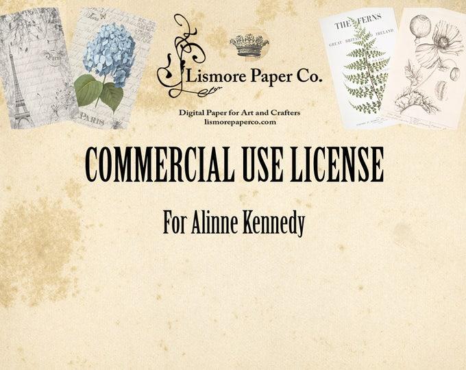 Custom Listing for A Kennedy