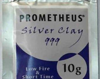Prometheus Silver Clay 999