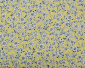 Blank Quilting - Blooming Blossoms - BTR4760-M - Yellow