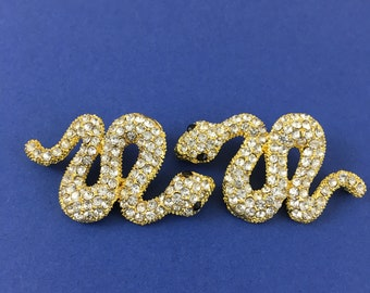 Snake jewelry Etsy